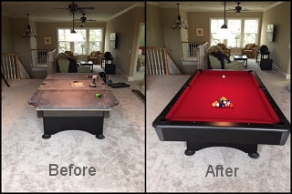 Pool Table Moves New JerseySOLO Pool Table Repair Service - Pool table repair nj