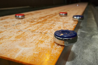SOLO® Shuffleboard Movers New Jersey, New Jersey.